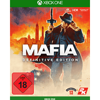 Mafia: Definitive Edition - [Xbox One]