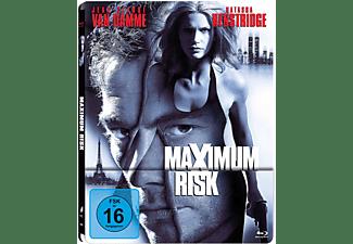 Maximum Risk (Exklusive Steelbook Uncut Version) Blu-ray