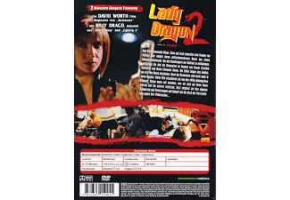 Lady Dragon 2 - Angel of Fury DVD