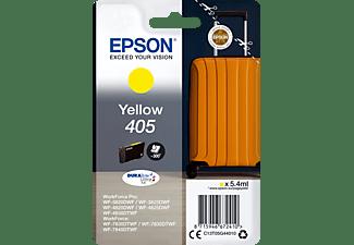 EPSON 405 Original Tintenpatrone Gelb (C13T05G44010)