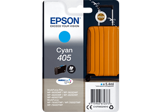 EPSON 405 Original Tintenpatrone Cyan (C13T05G24010)