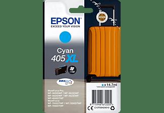 EPSON Epson 405XL Tintenpatrone Cyan (C13T05H24010)