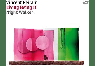 Vincent Peirani - Living Being II-Night Walker  - (LP + Download)