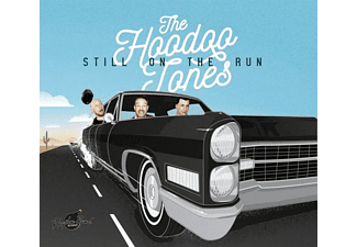 The Hoodoo Tones - STILL ON THE RUN  - (CD)