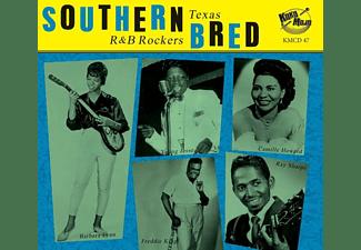 Various - SOUTHERN BRED VOL.9 -TEXAS R'N'B ROCKERS  - (CD)