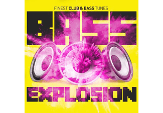 VARIOUS - Bass Explosion  - (CD)