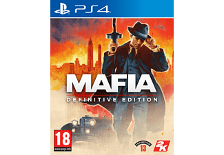 Mafia 1 Definitive Edition - [PlayStation 4]