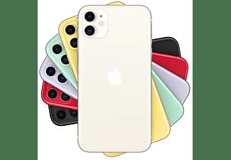 "REACONDICIONADO Apple iPhone 11, Blanco, 64 GB, 6.1"" Liquid Retina HD, Chip A13 Bionic, iOS"