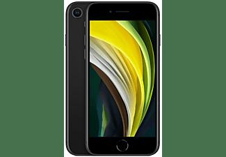 "REACONDICIONADO Apple iPhone SE (2ª gen.), Negro, 64 GB, 4.7"" Retina HD, Chip A13 Bionic, iOS"