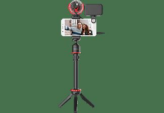 BOYA BY-VG350, Vlogging Kit, Schwarz