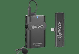 BOYA BY-WM4 PRO K5, Wireless Kit für USB Typ-C, Schwarz