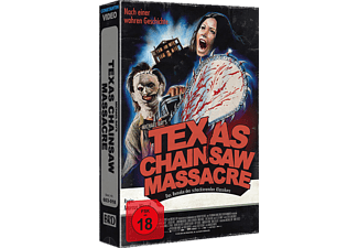 Texas Chain Saw Massacre Blu-ray