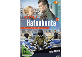 Notruf Hafenkante 21 (Folge 261-273) DVD