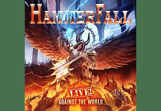 Hammerfall - LIVE! AGAINST THE WORLD (ORANGE VINYL)  - (Vinyl)