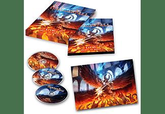 Hammerfall - LIVE AGAINST THE WORLD (2CD  BR)  - (CD + Blu-ray Disc)