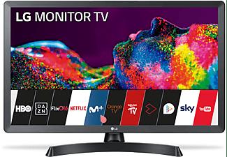 "TV LED 24"" - LG 24TN510S-PZ, HD, Triple XD-Engine, Smart TV webOS 4.5, Virtual Surround, DVB-T2/C/S2, WiFi"