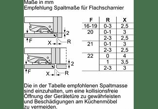 BOSCH GIN81ACF0 Gefrierschrank (A++, 243 kWh/Jahr, 211 Liter, 1772 mm hoch)