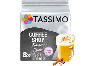 TASSIMO Te Chai Latte Sweet and Spicy - 8 portioner