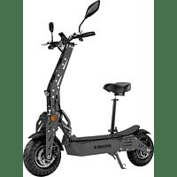 TREKSTOR EG902012 E-Scooter (12 Zoll, Grau)