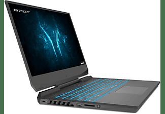 MEDION ERAZER® Deputy P10 (MD 61803), Gaming Notebook mit 15,6 Zoll Display, Core™ i7 Prozessor, 16 GB RAM, 1 TB SSD, GeForce RTX™ 2060, Schwarz