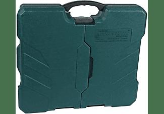 MANNESMANN 29085 Premium - Werkzeugkoffer 89-teilig Handwerkzeug, Grün/Schwarz