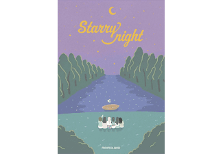 Momoland - Starry Night-Photobook  - (CD + Buch)