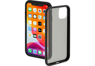 HAMA Invisible, Backcover, Apple, iPhone 11, Schwarz/Transparent