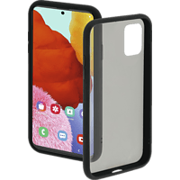 HAMA Invisible, Backcover, Samsung, Galaxy A51, Semi-Transparent