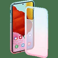 HAMA Shade, Backcover, Apple, Galaxy A51, Blau/Rosa