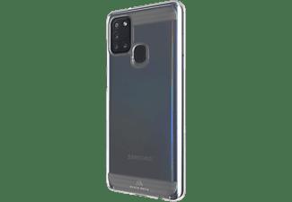 BLACK ROCK Air Robust, Backcover, Samsung, Galax A21s, Transparent