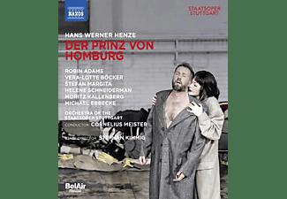 Böcker/Adams/Margita/Meister/+ - DER PRINZ VON HOMBURG  - (Blu-ray)