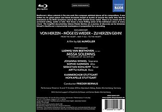 Winkel/Harmsen/Kohlhepp/Bernius/Hofkapelle Stuttg. - MISSA SOLEMNIS: DOCUMENTARY AND PERFORMANCE (A FIL  - (Blu-ray)