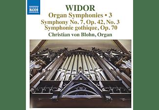 Christian Von Blohn - Organ Symphonies, Vol.3  - (CD)