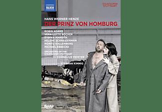 Böcker/Adams/Margita/Meister/+ - Der Prinz Von Homburg  - (DVD)
