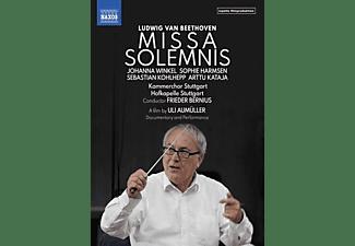 Winkel/Harmsen/Kohlhepp/Bernius/Hofkapelle Stuttg. - Missa Solemnis: Documentary And Performance (A Fil  - (DVD)