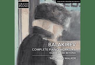 Nicholas Walker - Klavierwerke Vol.6  - (CD)