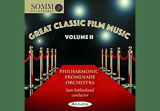 Julian Sitkovetsky - Great Classic Film Music Vol.2  - (CD)