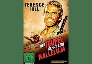 Der Teufel kennt kein Halleluja DVD