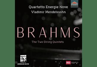 Vladimir Mendelssohn - String Quintets  - (CD)
