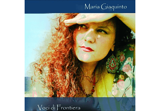 Maria Giaquinto - Voci di frontiera  - (CD)