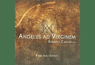 Degli Esposti/Siminovich/+ - Angelus ad Virginem  - (CD)