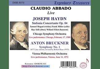 Claudio/chicago So/wiener Philharmoniker Abbado - Claudio Abbado Live  - (CD)