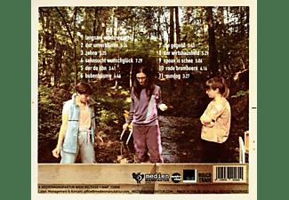Sarahbernhardt - Langsam Wiads Wos  - (CD)