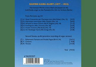 Graham Barber - Sigfrid's Unbeaten Tracks  - (CD)