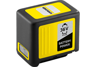 KÄRCHER Battery Power 36/50 - Batterie interchangeable (Noir/Jaune)
