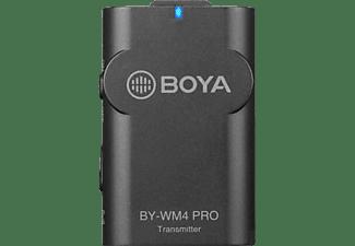 BOYA BY-WM4 PRO K3, Wireless Kit für iPhone, Schwarz