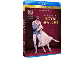 Royal Ballet - ESSENTIAL ROYAL BALLET  - (Blu-ray)