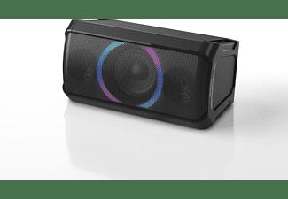 PANASONIC SC-TMAX 5 EG-K Bluetooth Lautsprecher, Schwarz