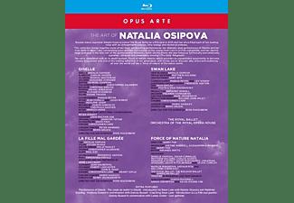 Natalia Osipova - THE ART OF NATALIA OSIPOVA  - (Blu-ray)