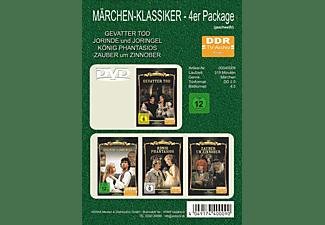 Märchen-Klassiker 4er Package DVD